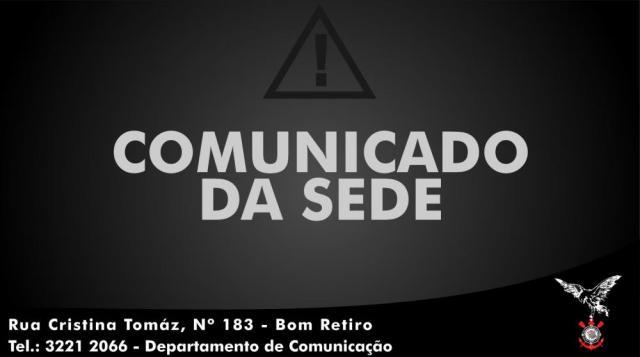 COMUNICADO555